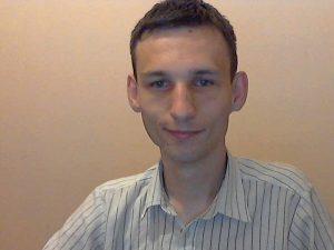 Damian Jarzyna z bloga o copywritingu